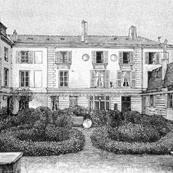 Maison des Diaconesses, rue de Reuilly à Paris
