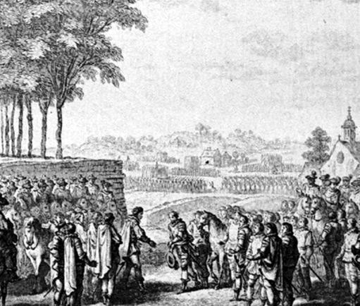 Accord de Henri III avec Henri de Navarre (1588)