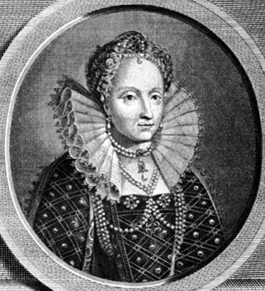 Elizabeth I, reine d'Angleterre (1533-1603)