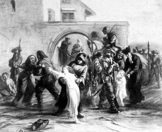 Enlèvement des enfants protestants