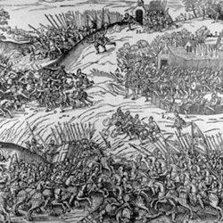 Rencontre des armées françaises à Cognac (janvier 1568)