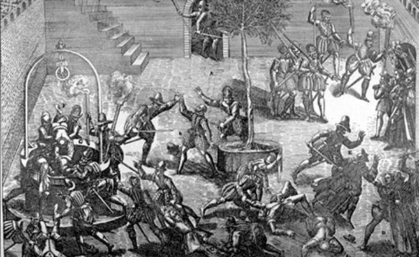 Massacre des catholiques à Nîmes, à la Saint-Michel (1567)