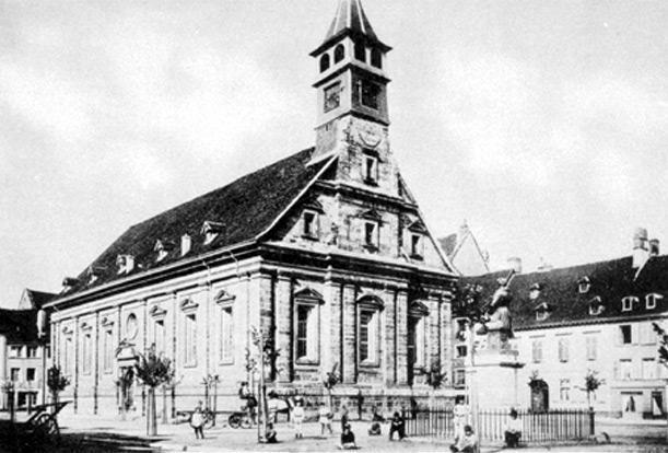 Temple de Saint-Martin à Montbéliard (25)