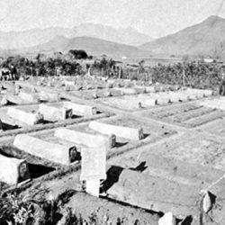 Cimetière des Huguenots au Cap