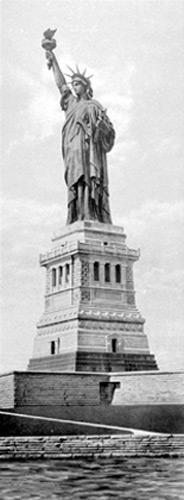 Bartholdi , Statue de la Liberté (XIXe siècle)