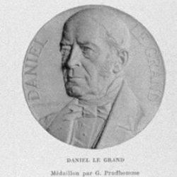 Daniel Le Grand (1783-1859), manufacturier