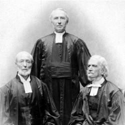 Triumvirat de pasteurs au XIXe siècle