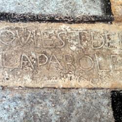 1<sup>er</sup> temple de Barre-des-Cévennes (Lozère)