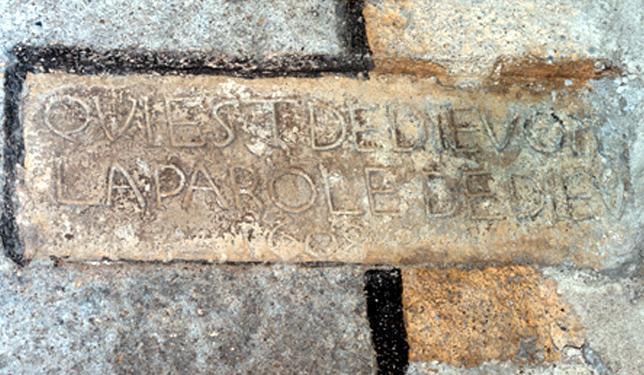1er temple de Barre-des-Cévennes (Lozère)