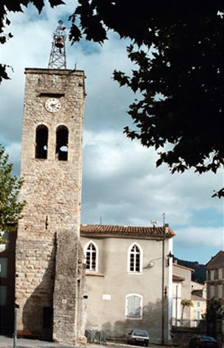 Tour de l'Horloge de Saint-Jean-du-Gard
