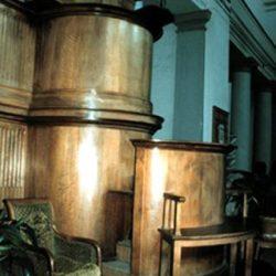 Chaire de St Hippolyte du Fort (30)