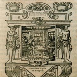 Conrad Badius, Marque typographique-1562
