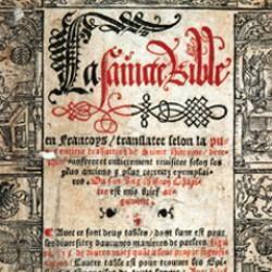 Bible de Lefèvre d'Étaples, Anvers, Édition de 1534 par Martin Lempereur