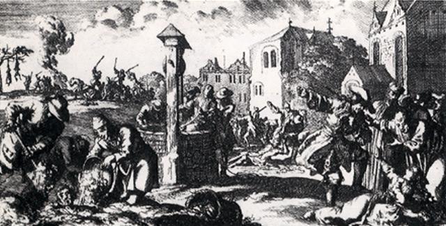 Dragonnades dans le Poitou en 1681