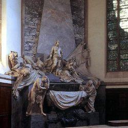 Strasbourg, Mausolée du Maréchal de Saxe par Pigalle (67)