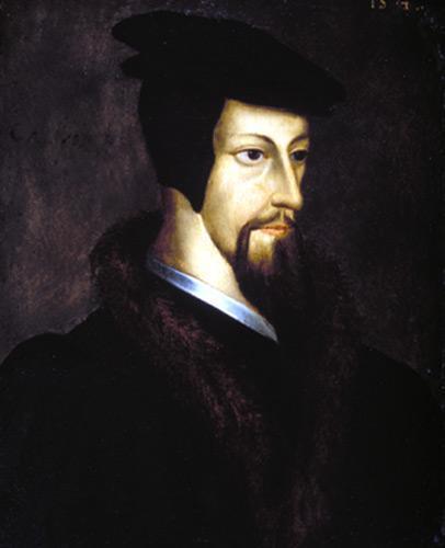Calvin jeune (1509-1564)
