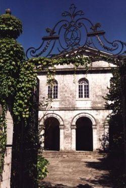 Temple d'Orthez (64)