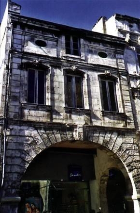 La Rochelle, maison de Jean Guiton