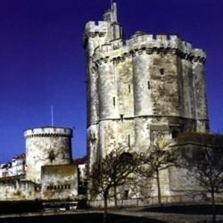 La Rochelle (17), Tour Saint Nicolas, prison pour les protestants