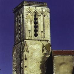 Église St Sauveur, clocher (17)