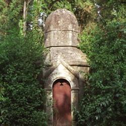 Tombe d'inspiration byzantine