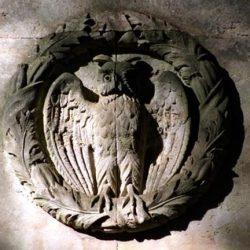 Chouette, symbole de l'immortalité de l'âme