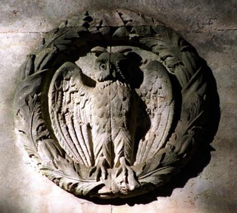 La Chouette Symbole chouette, symbole de l'immortalité de l'âme | musée protestant