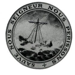 Sceau des Églises du Désert (1715)