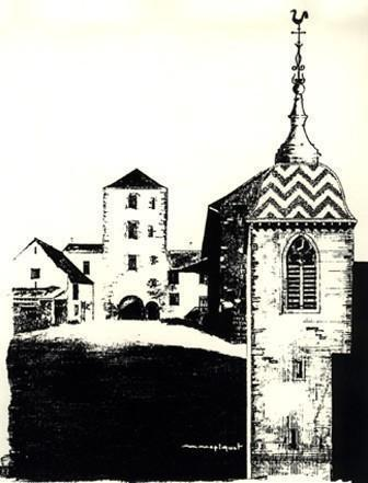 Temple d'Héricourt (Doubs)