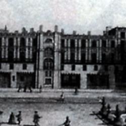 Le vieux château de Saint-Germain-en-Laye