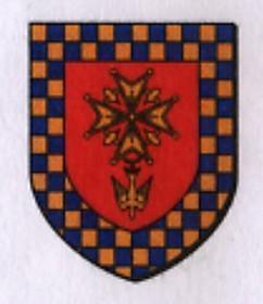 Croix huguenote (armoiries de la ville de Saint-Mards-en-Othe)