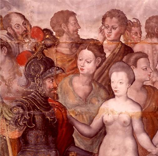 Château de Tanlay (fresques)