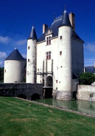 Château de Chamerolles (45)