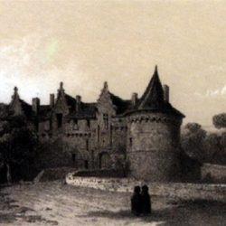 Château de Pontivy (Morbihan)