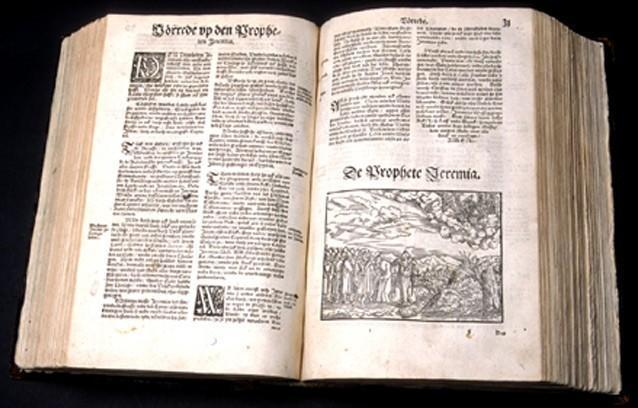 Bible de Luther, Wittenberg, 1561