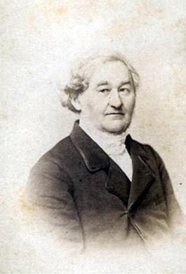 Pasteur Jean-Théodore Beck (1839-1936)