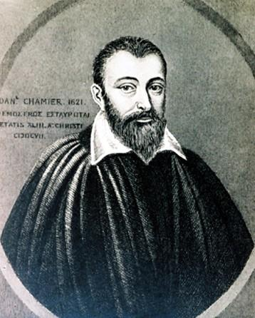 Daniel Chamier
