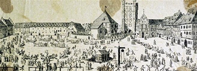 Strasbourg, les Cordeliers