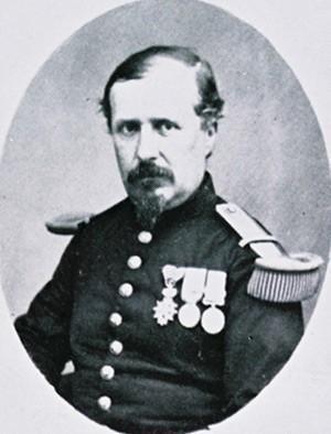 Denfert-Rochereau (1823-1878)