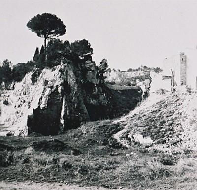 Carrière de Lecques en 1924