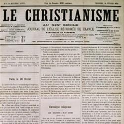 Le Christianisme au XIXe siècle