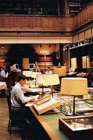 Paris, Bibliothèque de la SHPF