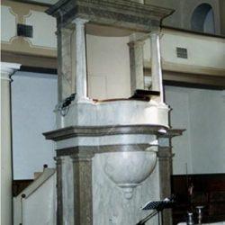 Chaire du Temple de Saint-Jean-du-Gard (30)