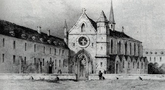Paris, Église des Mathurins (75)