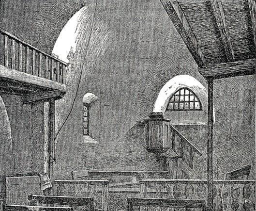Temple de Vialas (Lozère)