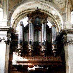 Temple de Pentemont (75), orgue construit par Cavaillé-Coll en 1845