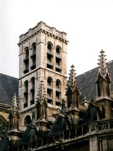 Clocher de Saint-Germain-l'Auxerrois (Paris)