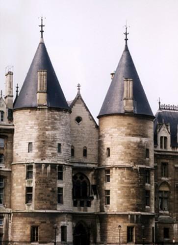 Palais de Justice, la Conciergerie (75)