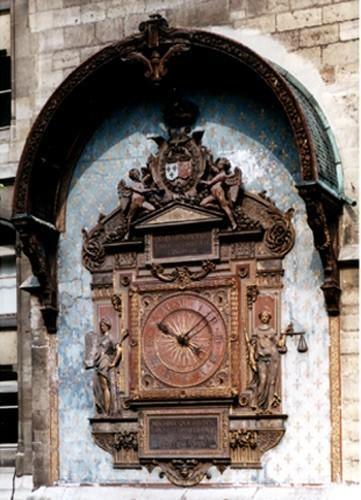 Palais de Justice, Tour de l'Horloge (75)