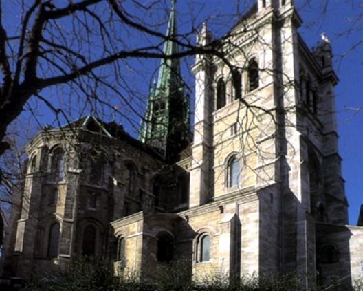 Cathédrale St Pierre à Genève